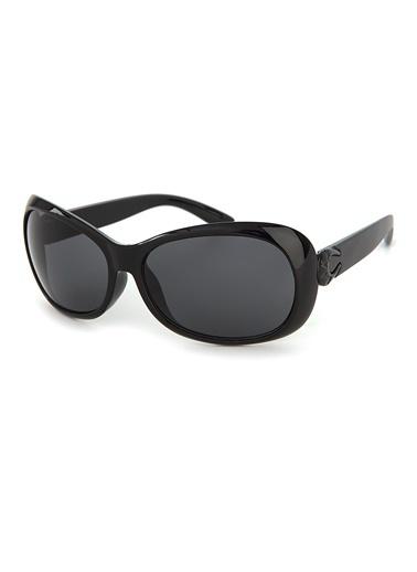 Luis Polo Lp604 Kadın Güneş Gözlüğü  / 0 Siyah